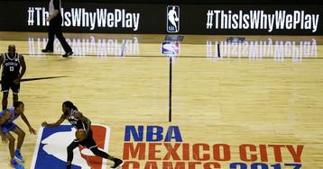 Nets 100, Thunder 95: Short-Handed Nets Beat Thunder in Mexico City