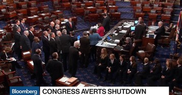 Congress Averts Shutdown, Stays Focused on Taxes