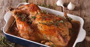 Курица «40 зубчиков чеснока» по-провански