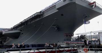 Navy sailor staged racist vandalism, investigation finds