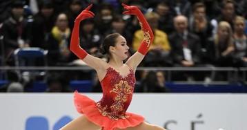 Загитова выиграла финал Гран-при, Сотскова – вторая