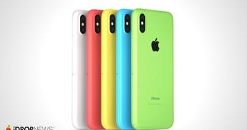 E se o iPhone X tivesse um filho com o 5c?