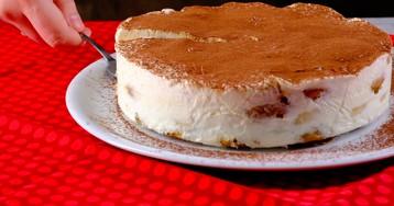 ВИДЕО-РЕЦЕПТ: Овсяно-сметанный торт на скорую руку