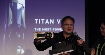 nVidia Titan V — a placa de vídeo ultra-high-end voltada para IA (e jogos)