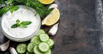 Вкуснейший йогуртовый соус