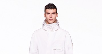 Stone Island Plays With Pastel Shades This Spring