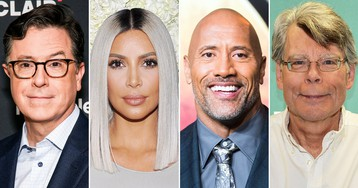 Which Star Beat the Kardashians for the Best Celebrity Fanbase of 2017? (Hint: HeRocks!)