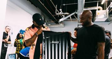 Virgil Abloh & Skepta Made Custom Jerseys in Miami for Art Basel