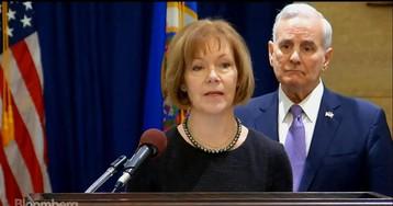 Minnesota Lt. Gov. TinaSmith to Replace Sen. Al Franken