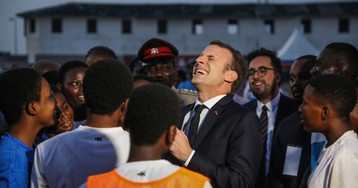 Macron at 40 Enters the Prime of Life and Core of His Presidency