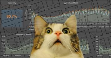 Обнаружение аномалий в данных сетевого мониторинга методами статистики