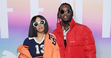 Cardi B Bought Offset a Rolls-Royce Wraith for His Birthday