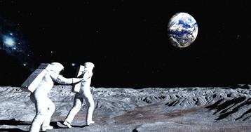 Startup capta US$ 90 milhões para colocar propagandas na lua