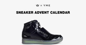 Highsnobiety Sneaker Advent Calendar: Day 16
