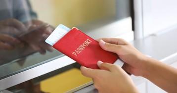 Перепутали паспорта