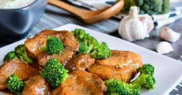 Свинина в китайском соусе