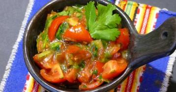 Вкус Чили: соус пебре