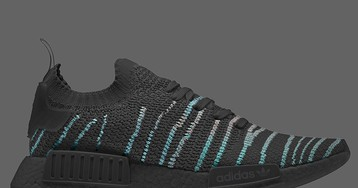 adidas & Parley Unveil All-New NMD_R1 PK STLT