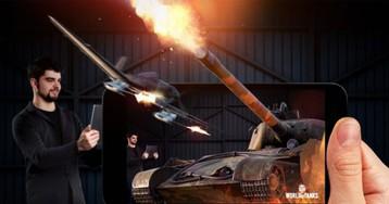 World of Tanks обзавелась приложением с дополненной реальностью