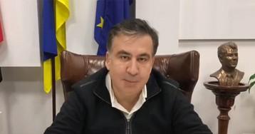 """Саакашвили будет штурмовать """"собачью будку"""": политик померился с Порошенко """"письмами"""""""