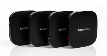 Karma Black ultra-secure LTE hotspot preorders go live at a discount