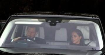 Меган Маркл посетила рождественский обед Елизаветы II