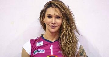 В волейбольной лиге Бразилии дебютировал трансгендер