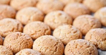 Любимое миндальное печенье