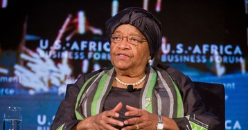 Liberia's Sirleaf Sets Up Joint Transition Team, Presidency Says