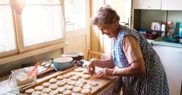 Румяные пирожки