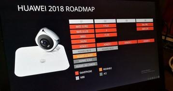 Рассекречена «дорожная карта» Huawei