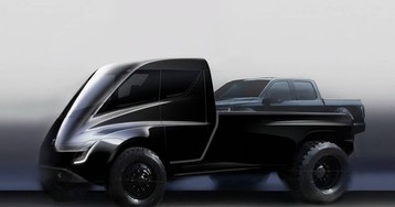 Elon Musk Confirms a Tesla Pickup Truck Is Coming Soon
