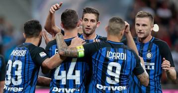 Чемпионат Италии. Интер – Лацио (видео)