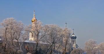 Зимняя Вологда. С Новым Годом!