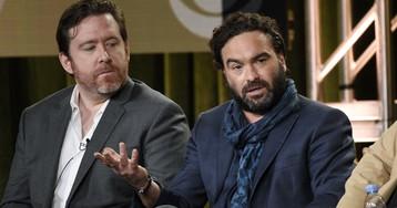 Johnny Galecki Talks Balancing 'Big Bang Theory,' 'Living Biblically,' 'Roseanne'