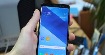 Samsung пояснила, почему все покупатели должны купить Galaxy A8 (2018)