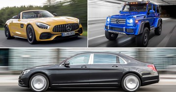 Mercedes Recalls Include AMG GT, G550 4x4², Maybach S600 & More