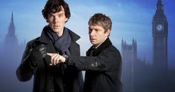 ТЕСТ: «Шерлок» или нет? Угадайте по кадру
