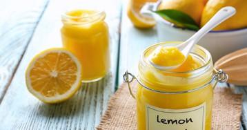 Нежнейший лимонный курд по-домашнему