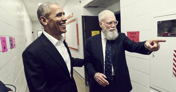 Booking Barack Obama for David Letterman's new show might be Netflix's biggest coup yet