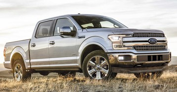 Unsurprisingly None Of The U.S.' Best-Selling Vehicles Of 2017 Were Cars