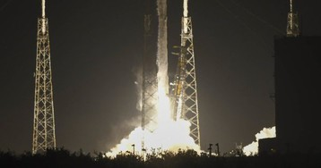 Billion-dollar spy satellite 'Zuma' lost in failed SpaceX mission