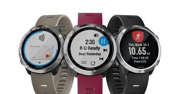 Смарт-часы Garmin для спорта и музыки | CES 2018