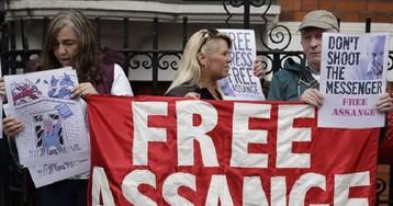 Julian Assange may be stuck in the Ecuadorean embassy… forever