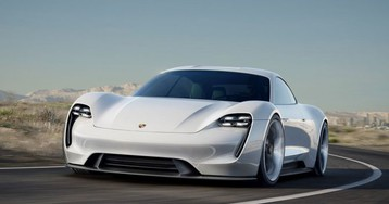 Porsche electric supercar platform confirmed