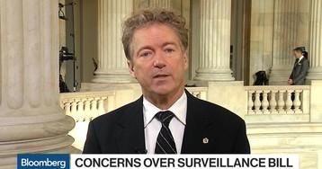 Why Sen. Rand Paul Won't Support the Surveillance Bill