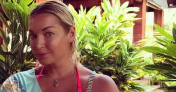 Анастасия Волочкова отдыхает на Мальдивах за счет очередного поклонника
