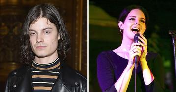 """BØRNS Links Up with Lana Del Rey on """"Blue Madonna"""""""