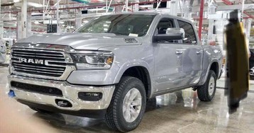 Leaked: 2019 Ram 1500 in All its Glory