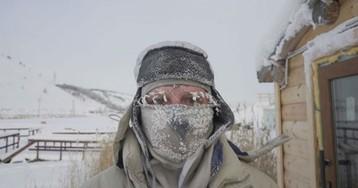 В Якутии минус 65 градусов, и купальный сезон пришлось закрыть